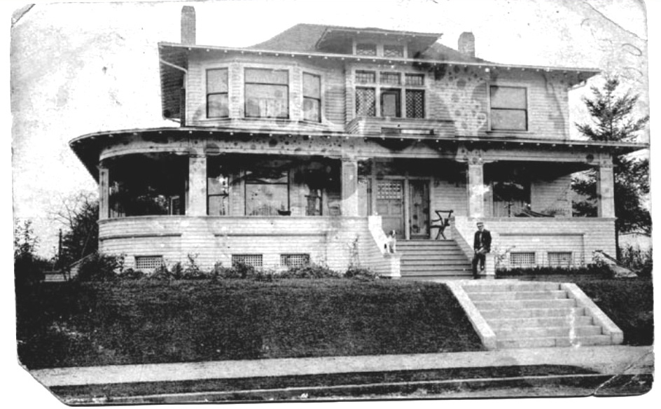 Original EMSWCD building