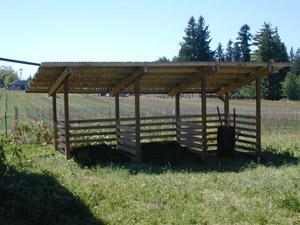 manure shed