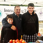 Sergei and Tatyana Tkachenko : Rainbow Produce Farm