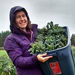 Sue Nackoney and Jim Brosseau : Gentle Rain Farm