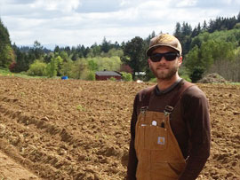 Brian of Wild Roots Farm