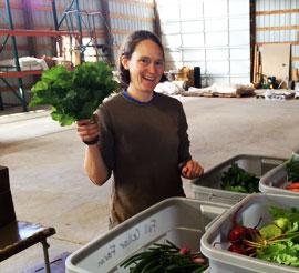 Emily Cooper of Full Cellar Farm