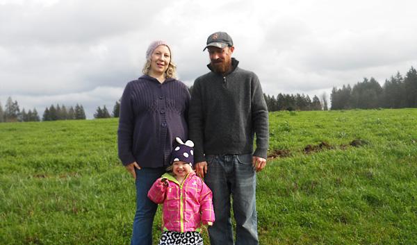 John and Heather's Family - Springtail Farm