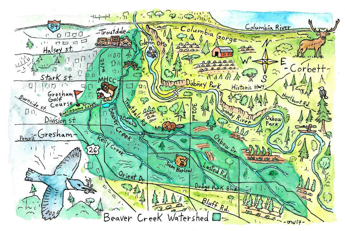 Learn About Beaver Creek   EMSWCD