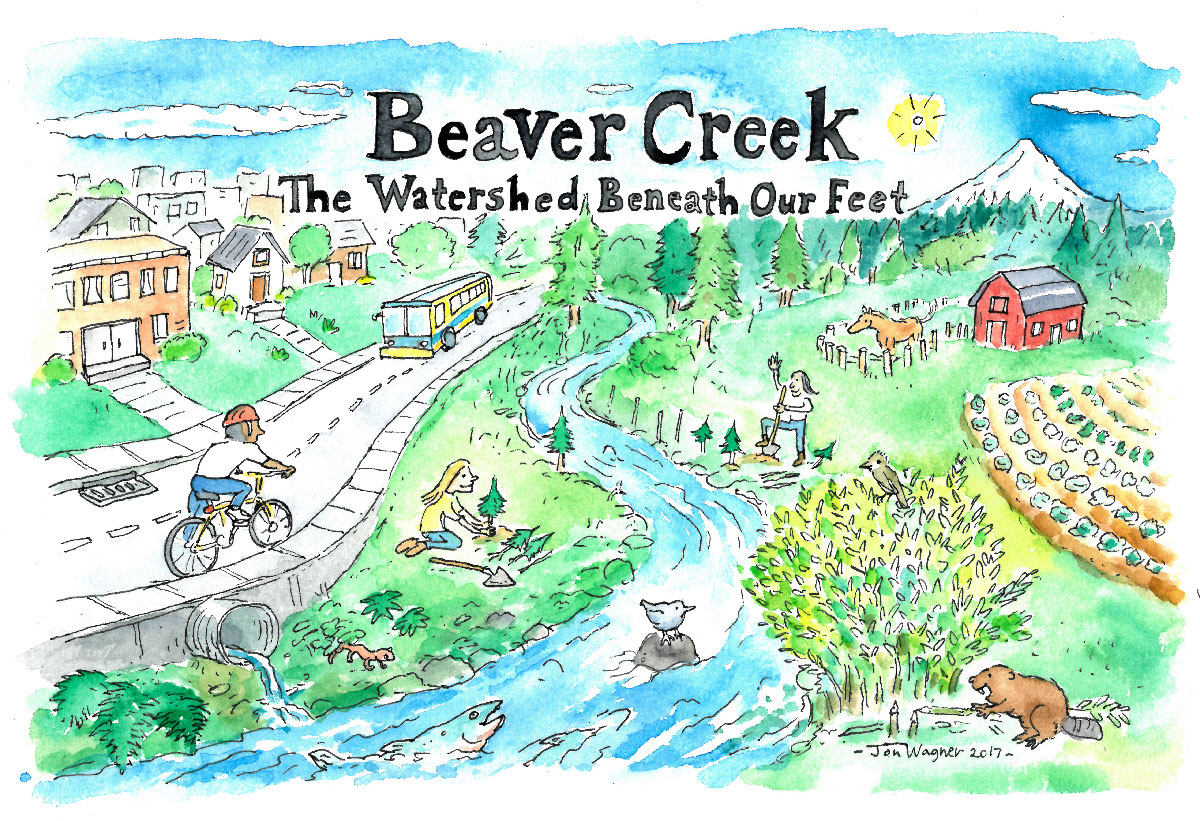 Beaver Creek - The Watershed Beneath Our Feet