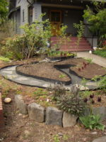 Garden design by Portland Earth Care